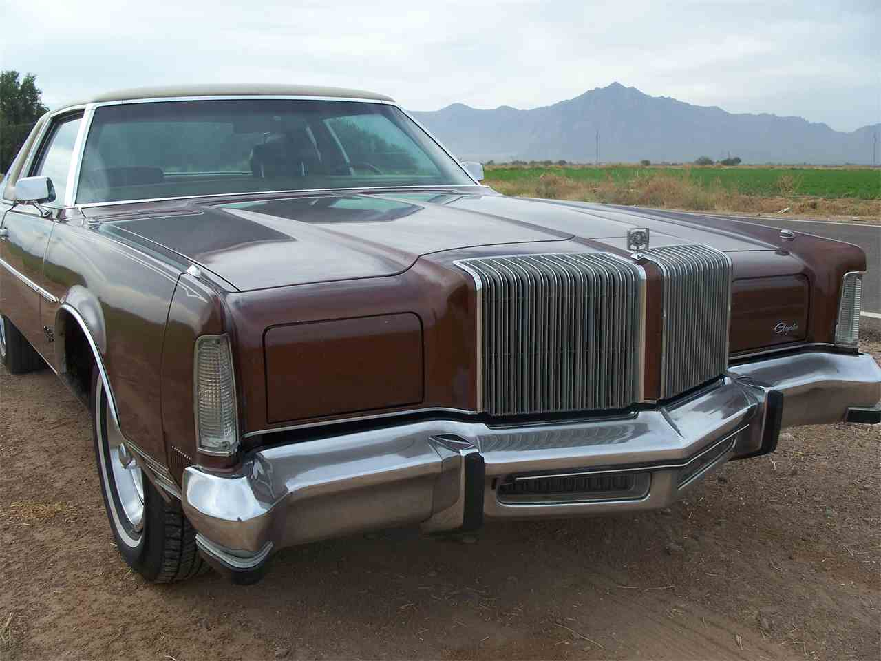 Large Picture of '77 Imperial - IW8J