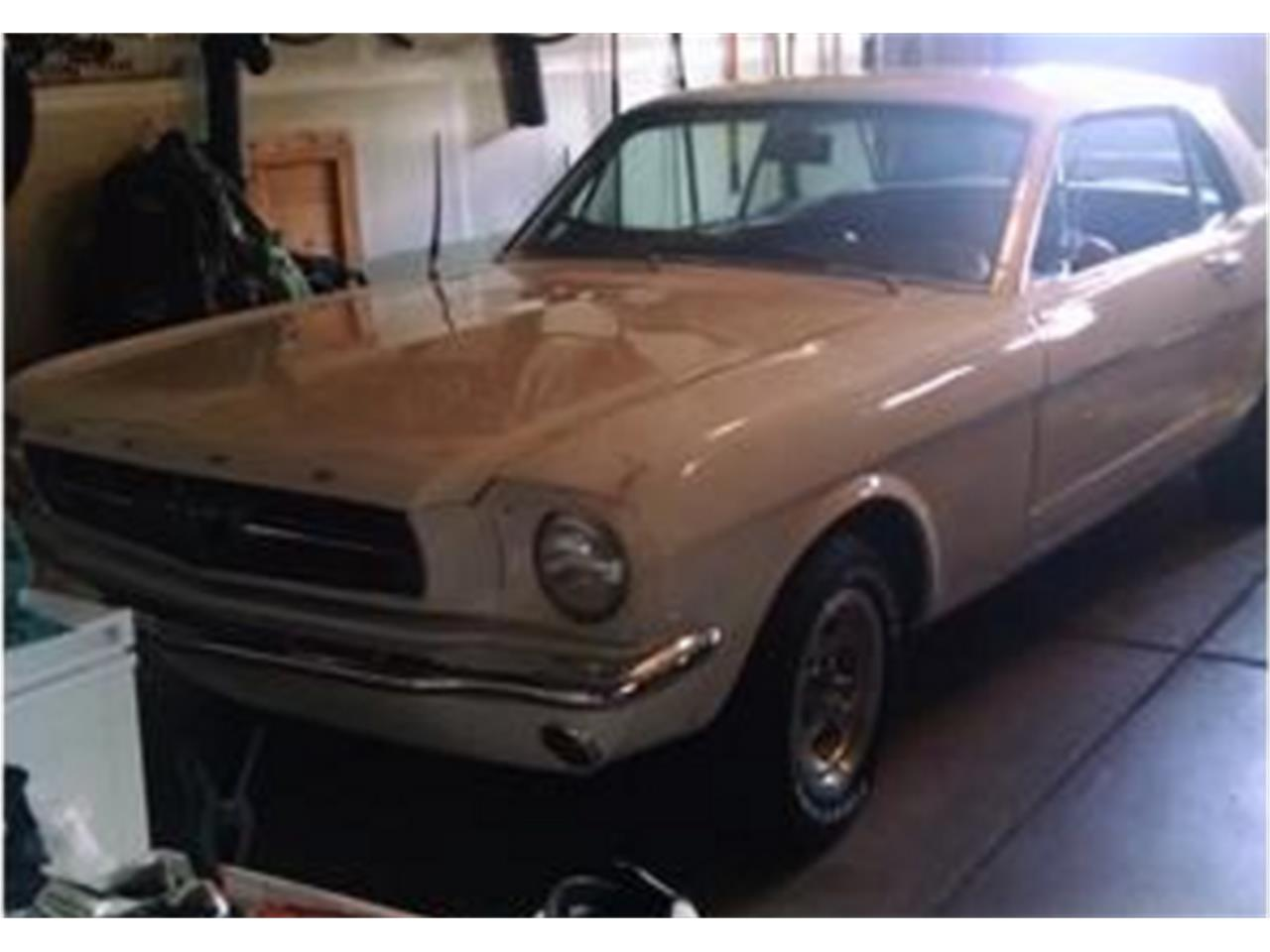 Large Picture of '65 Ford Mustang Offered by a Private Seller - IW8P