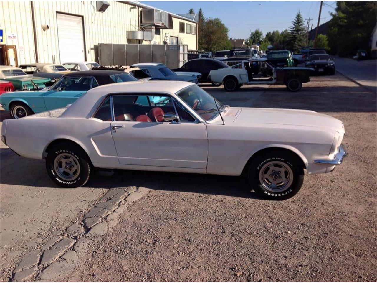 Large Picture of '65 Ford Mustang located in Colorado - IW8P