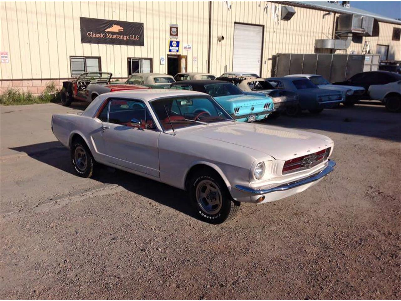 Large Picture of '65 Ford Mustang located in Colorado - $19,500.00 Offered by a Private Seller - IW8P