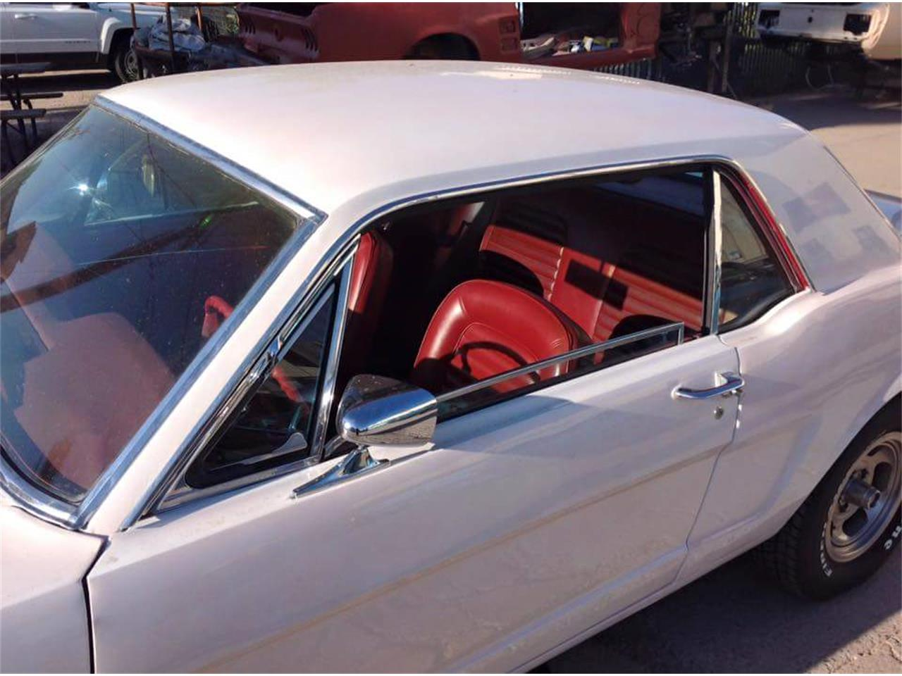 Large Picture of 1965 Ford Mustang located in Peyton Colorado Offered by a Private Seller - IW8P