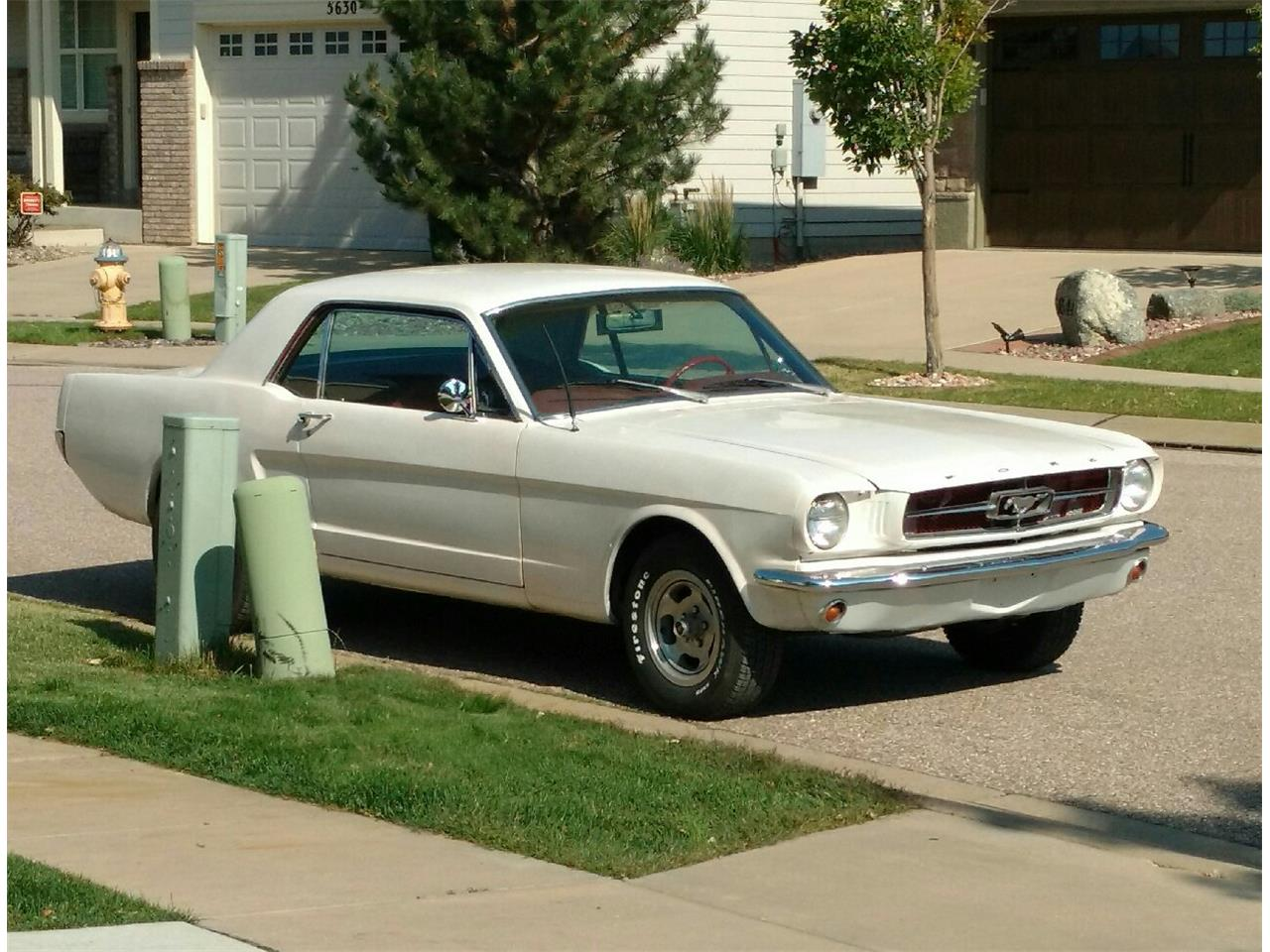 Large Picture of Classic '65 Ford Mustang located in Colorado Offered by a Private Seller - IW8P
