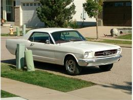 Picture of Classic 1965 Ford Mustang located in Colorado - $19,500.00 Offered by a Private Seller - IW8P