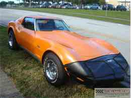 Picture of '74 Chevrolet Corvette located in Sarasota Florida - $11,990.00 Offered by The Vette Net - IW95