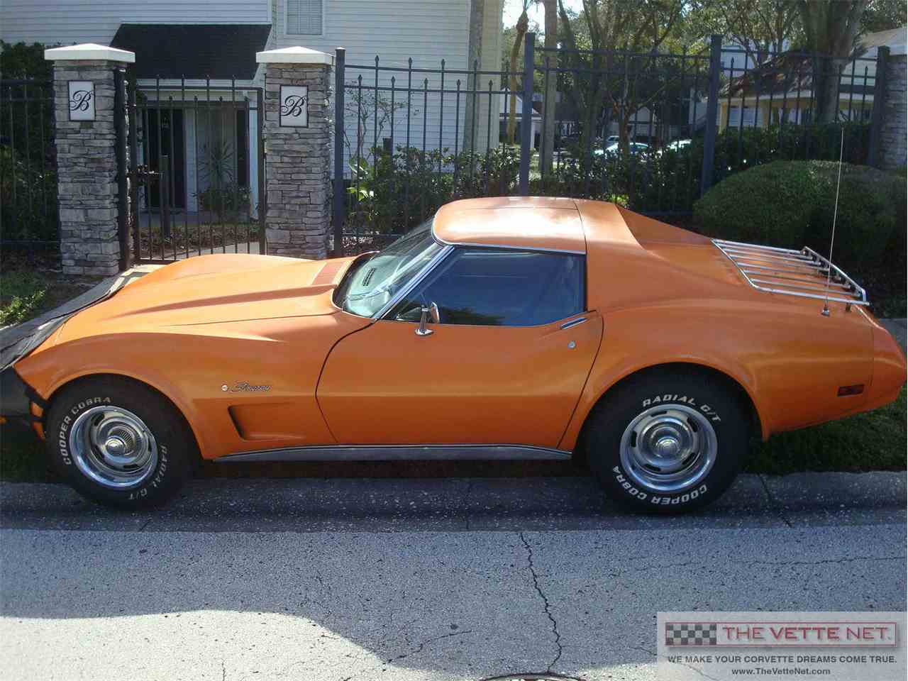 Large Picture of '74 Chevrolet Corvette located in Sarasota Florida - IW95