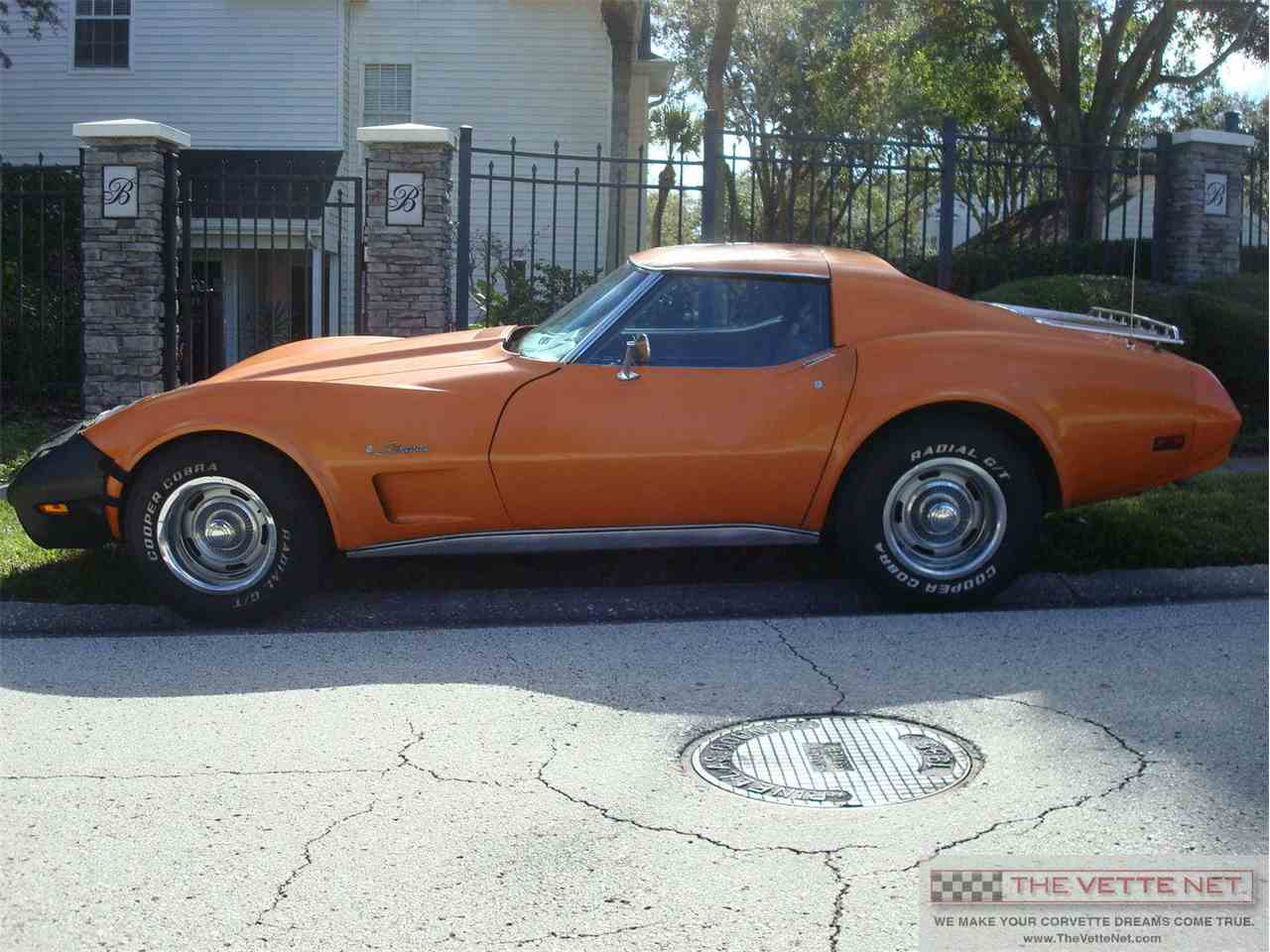 Large Picture of 1974 Chevrolet Corvette located in Florida - IW95