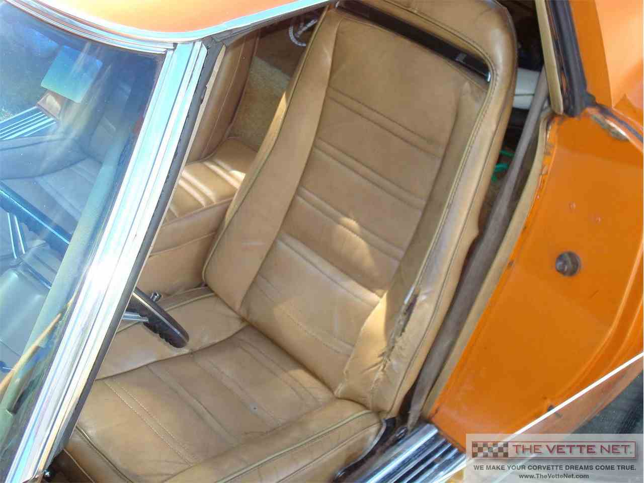 Large Picture of '74 Chevrolet Corvette located in Sarasota Florida - $11,990.00 Offered by The Vette Net - IW95