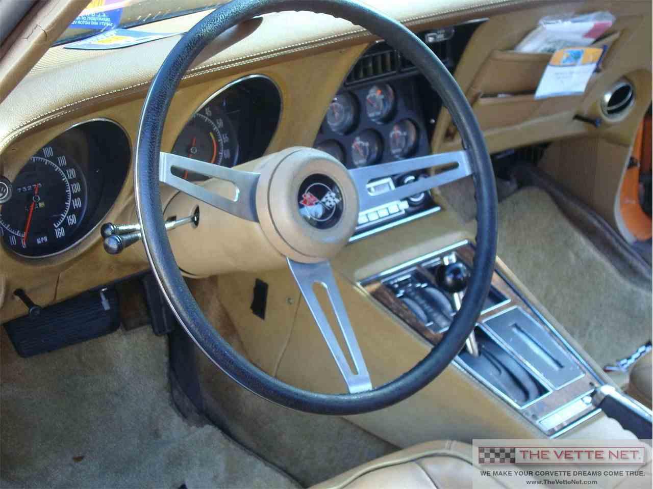 Large Picture of 1974 Corvette located in Sarasota Florida - IW95