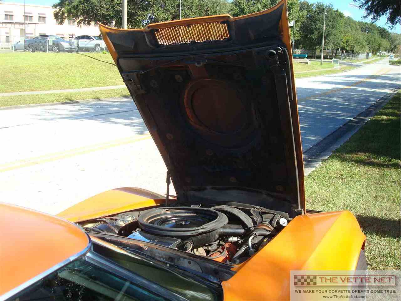 Large Picture of 1974 Chevrolet Corvette located in Florida Offered by The Vette Net - IW95