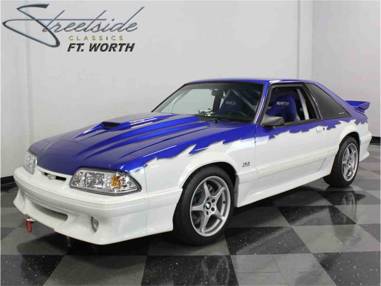 Large Picture Of 1989 Ford Mustang GT   $19,995.00   IW99
