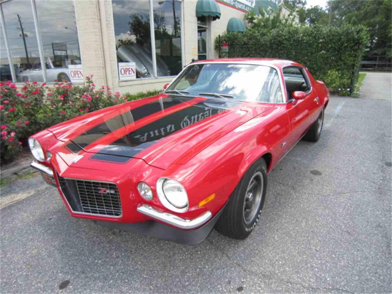 1970 Chevrolet Camaro Z28 For Sale Classiccars Com Cc