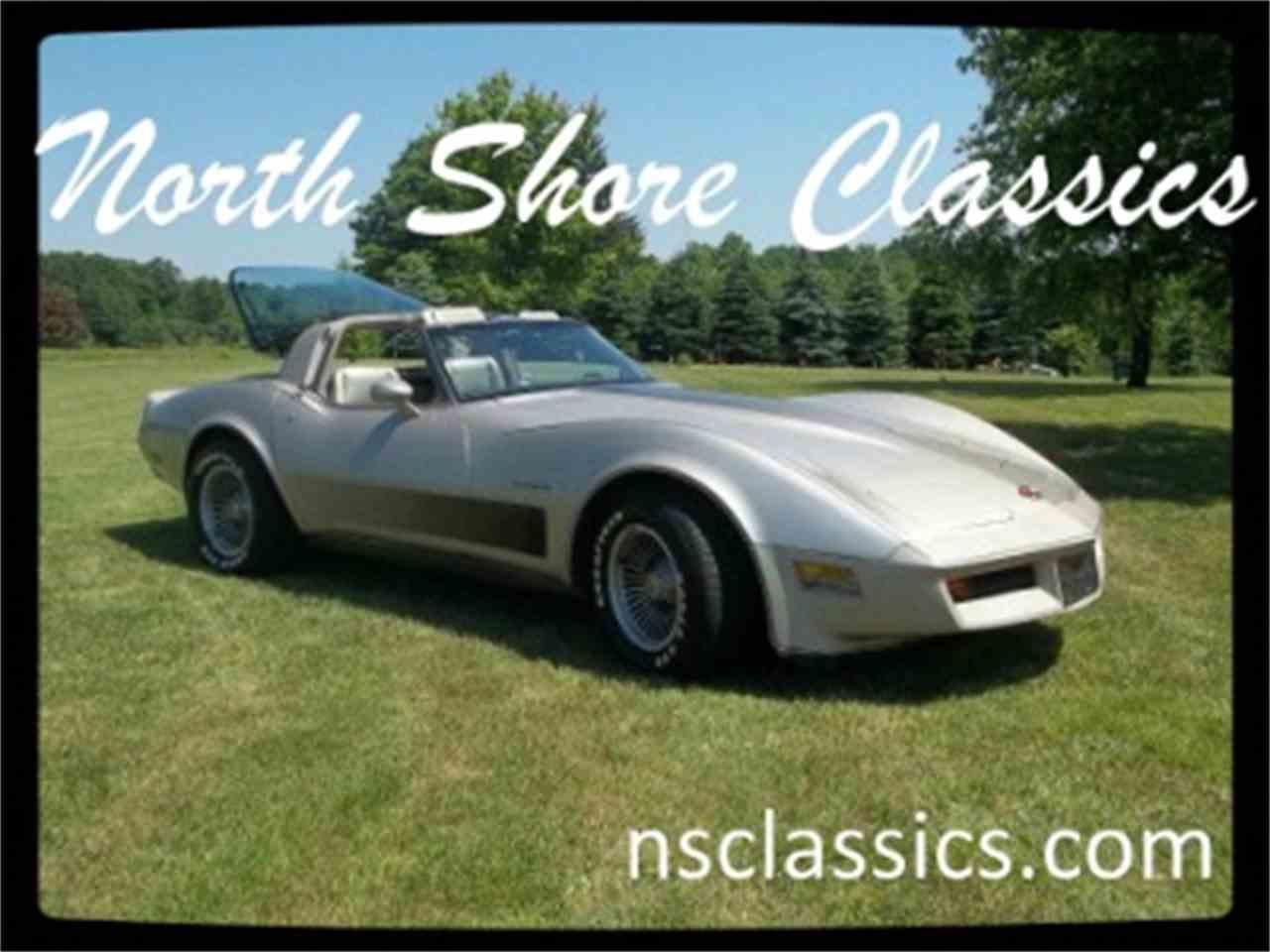 Large Picture of '82 Corvette - IWCJ