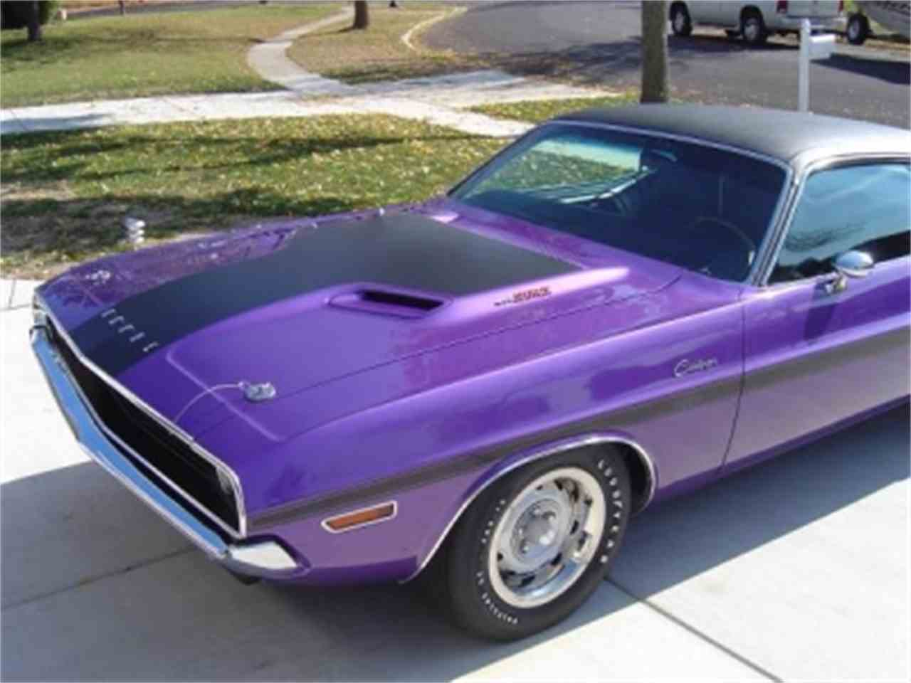Large Picture of '70 Challenger - IWCK