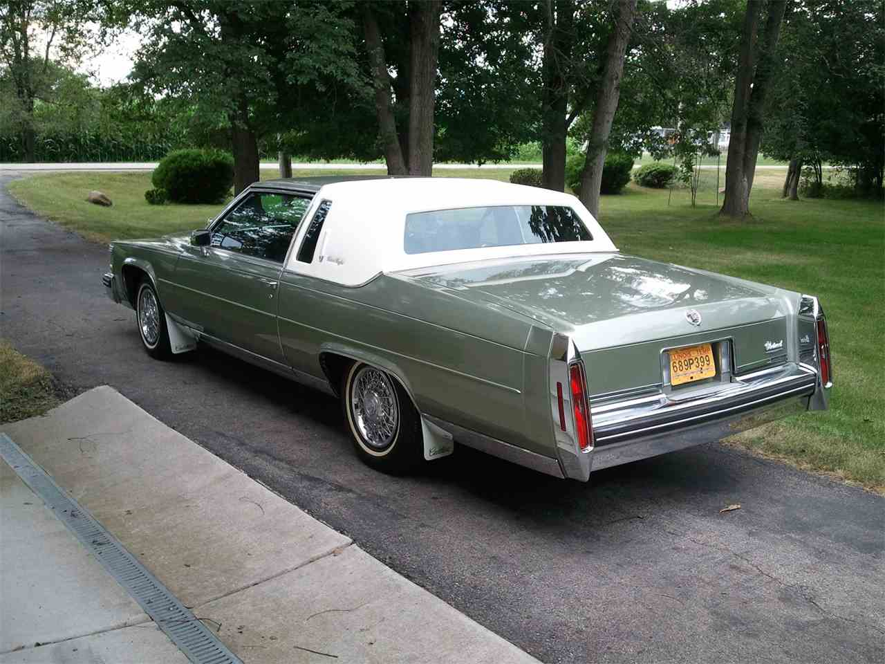 1985 Cadillac Fleetwood Brougham for Sale   ClassicCars ...