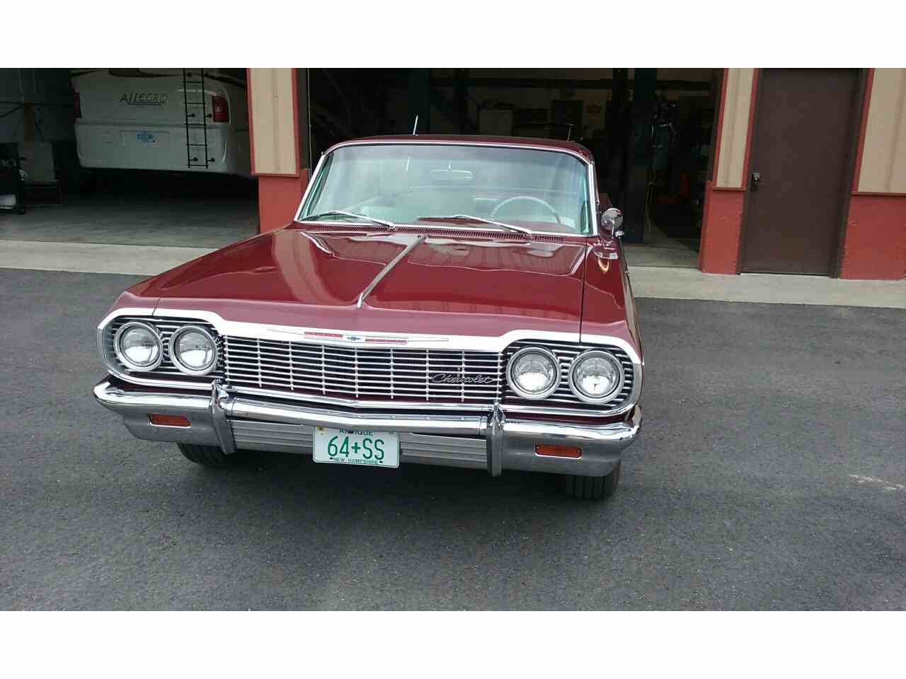 Large Picture of '64 Impala SS - IWD6