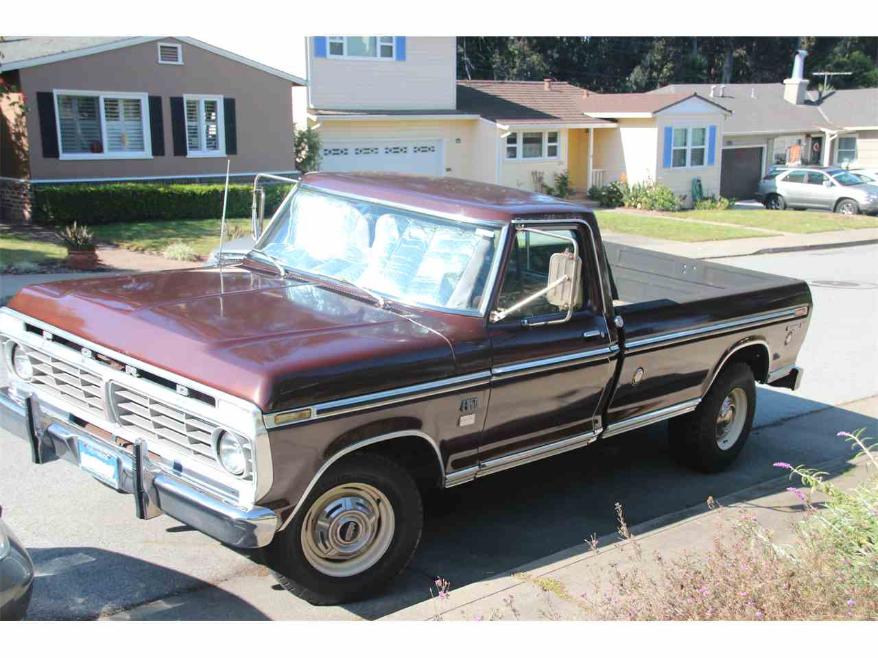 Large Picture of '74 F350 located in San Mateo California - IWD7
