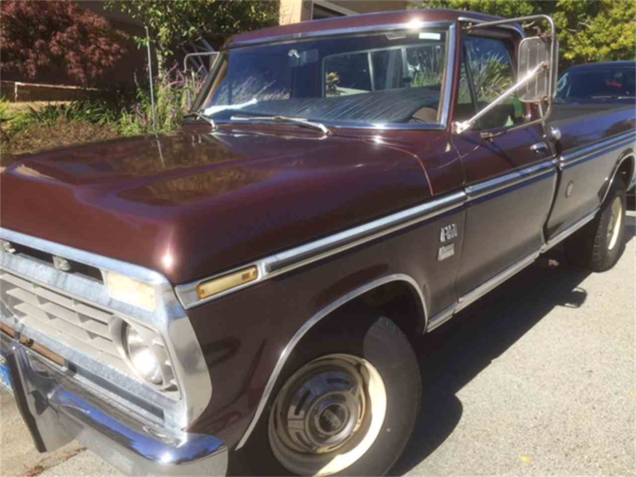 Large Picture of 1974 F350 located in California - $9,000.00 Offered by a Private Seller - IWD7