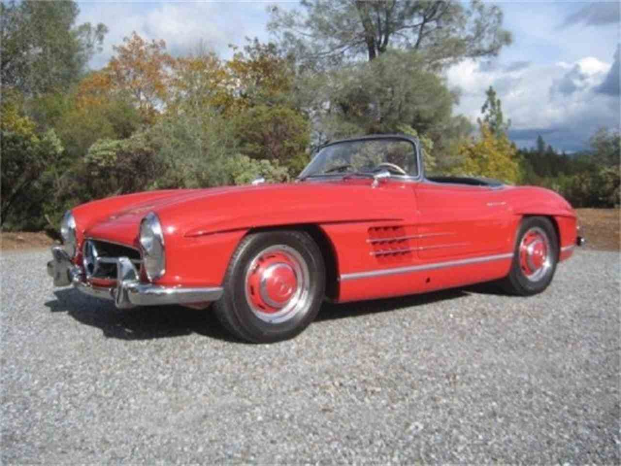 Large Picture of '57 300SL - IWDY