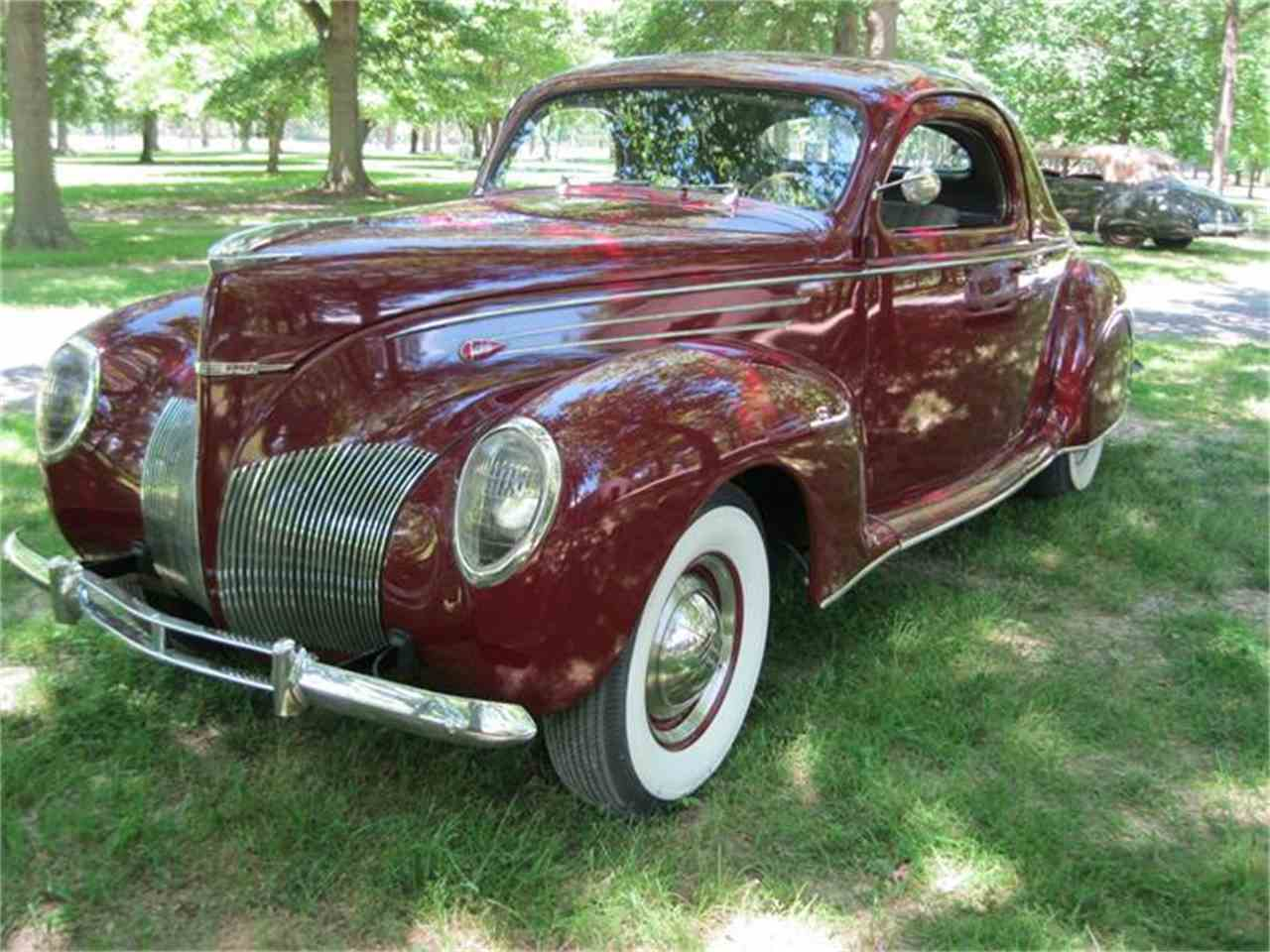 1939 Lincoln Zephyr Coupe V 12 for Sale | ClassicCars.com | CC-881819