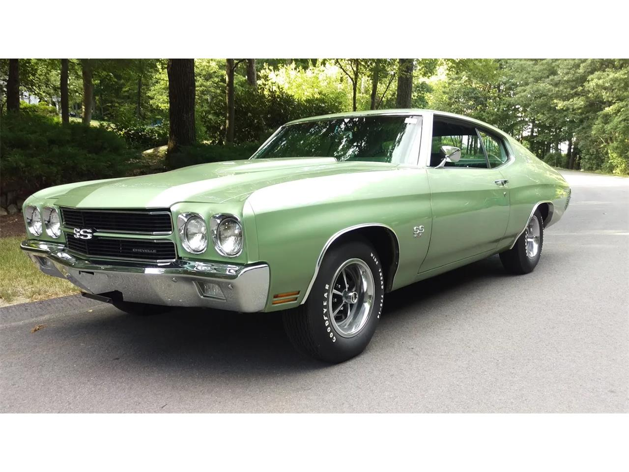 Large Picture of '70 Chevelle SS located in Princeton Massachusetts - $69,000.00 Offered by a Private Seller - IWGL