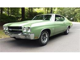 Picture of Classic 1970 Chevrolet Chevelle SS Offered by a Private Seller - IWGL