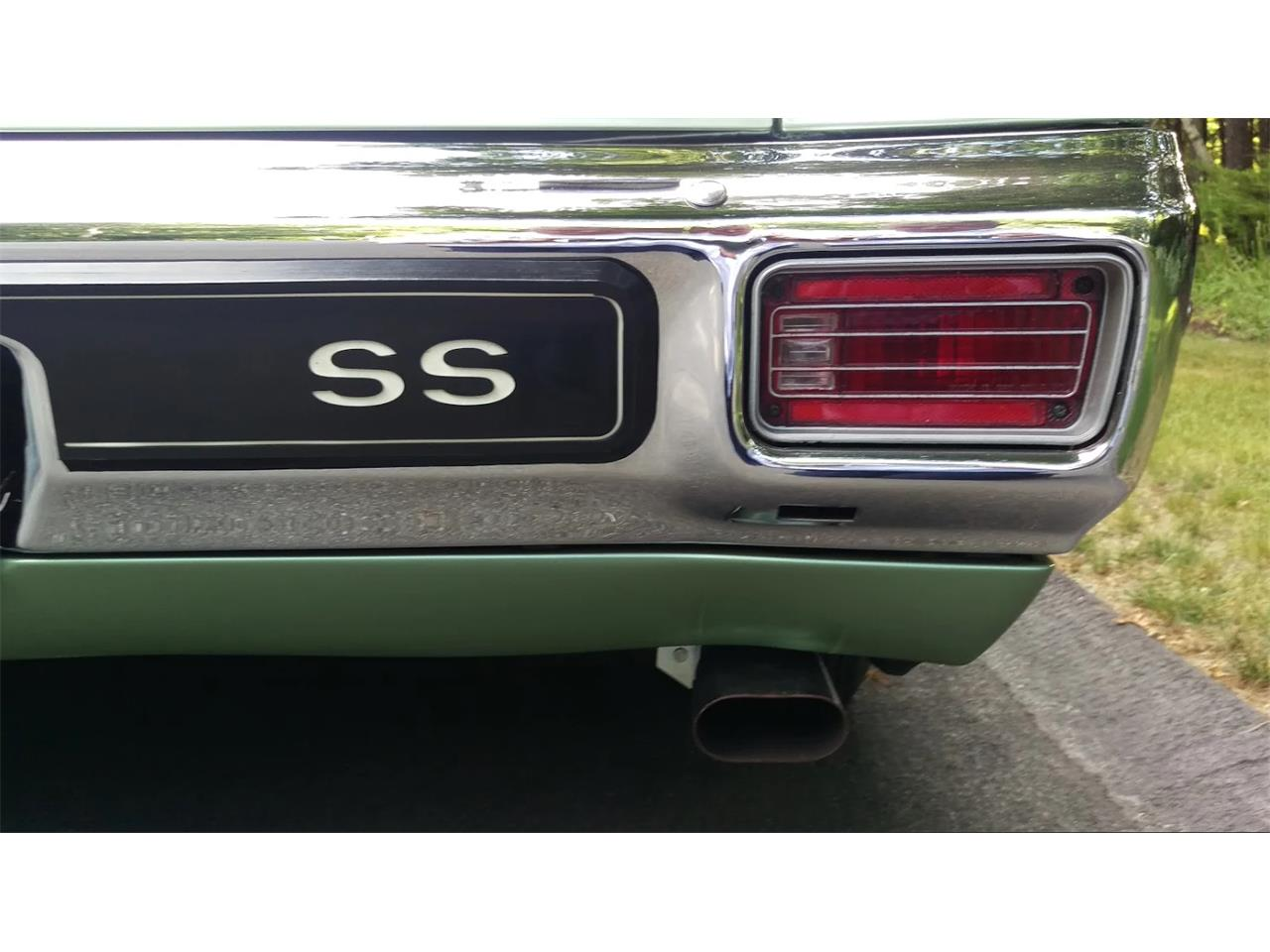 Large Picture of Classic '70 Chevelle SS - IWGL