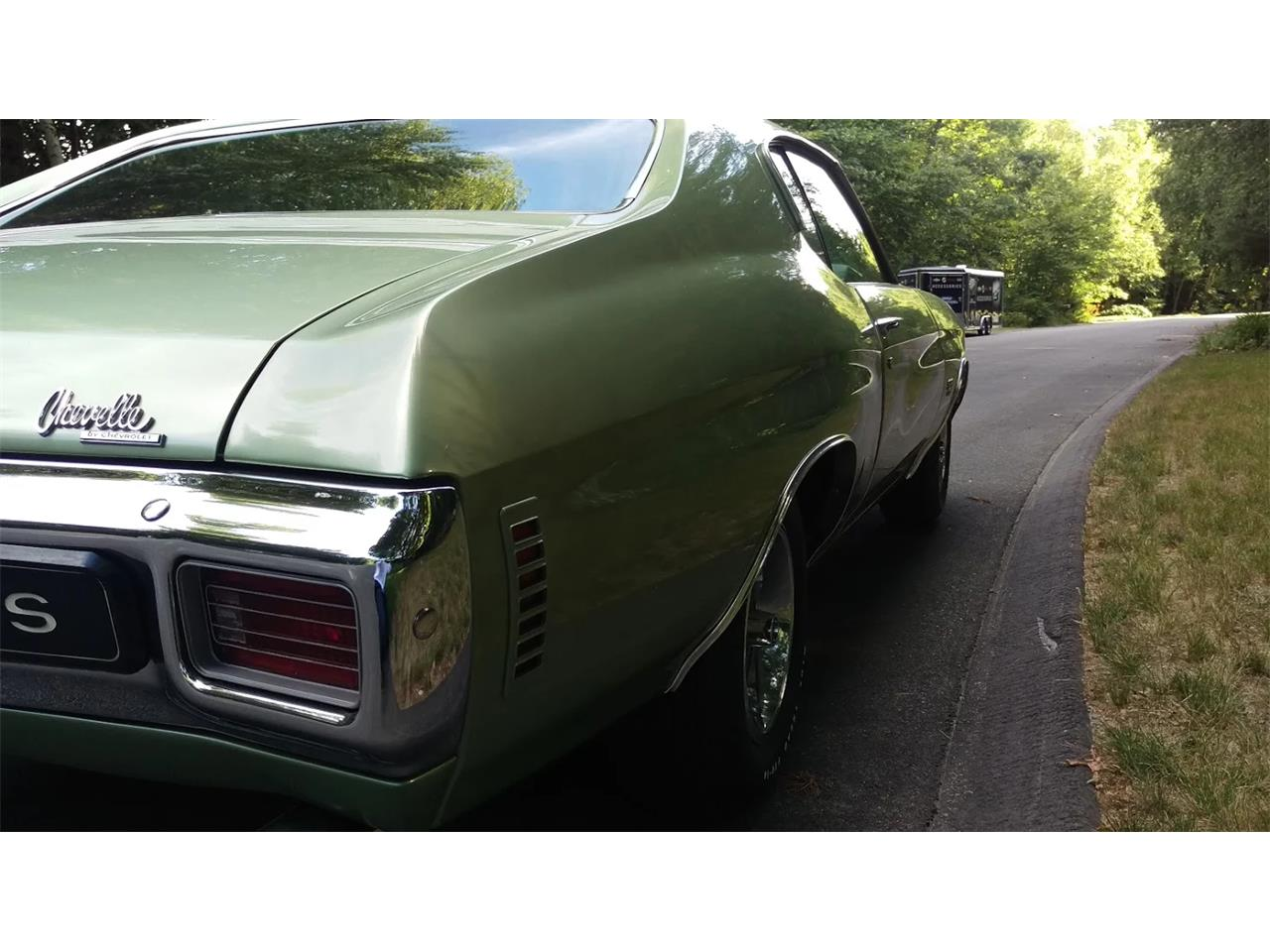 Large Picture of '70 Chevrolet Chevelle SS located in Massachusetts - IWGL