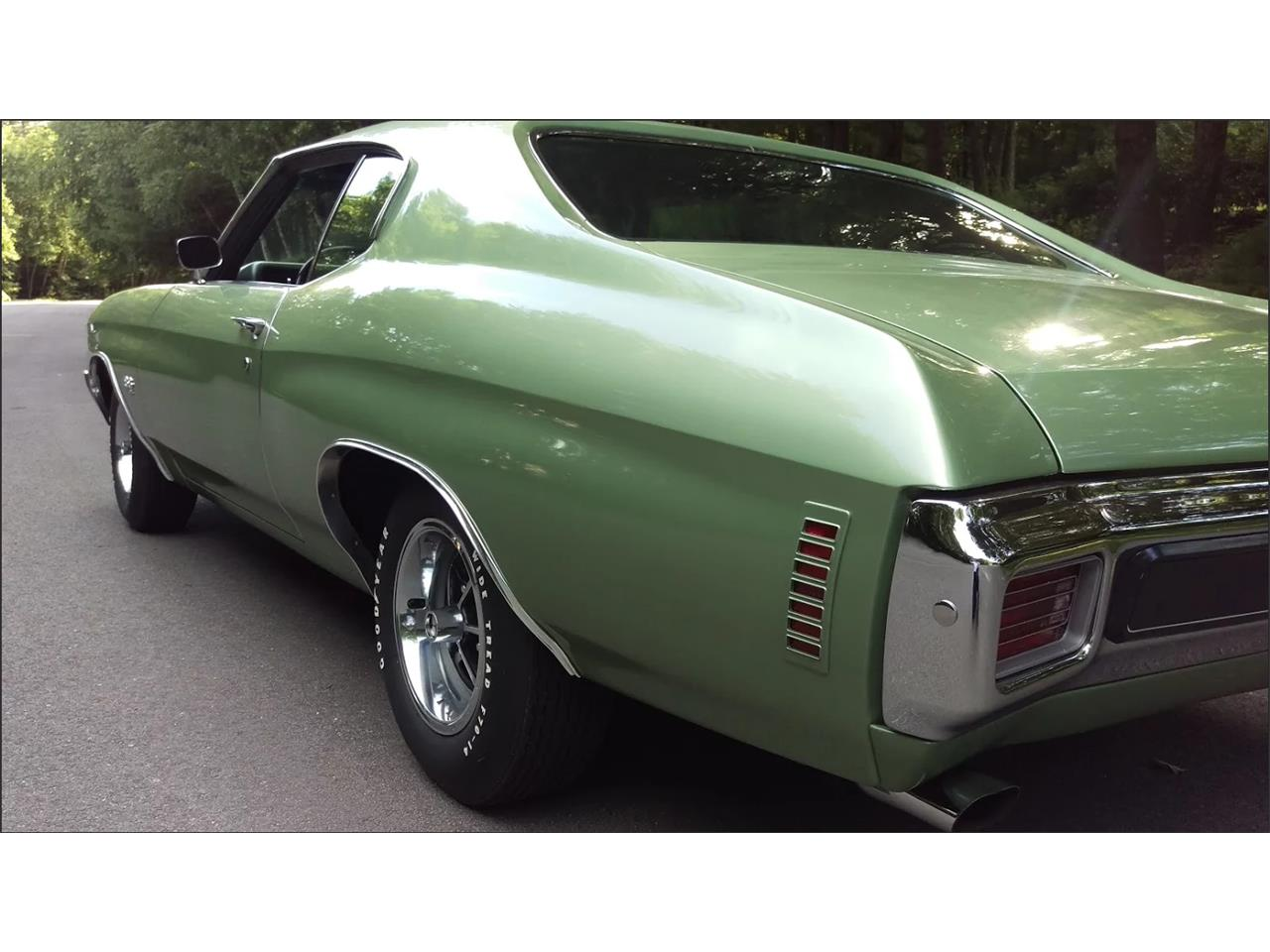 Large Picture of Classic '70 Chevrolet Chevelle SS - IWGL