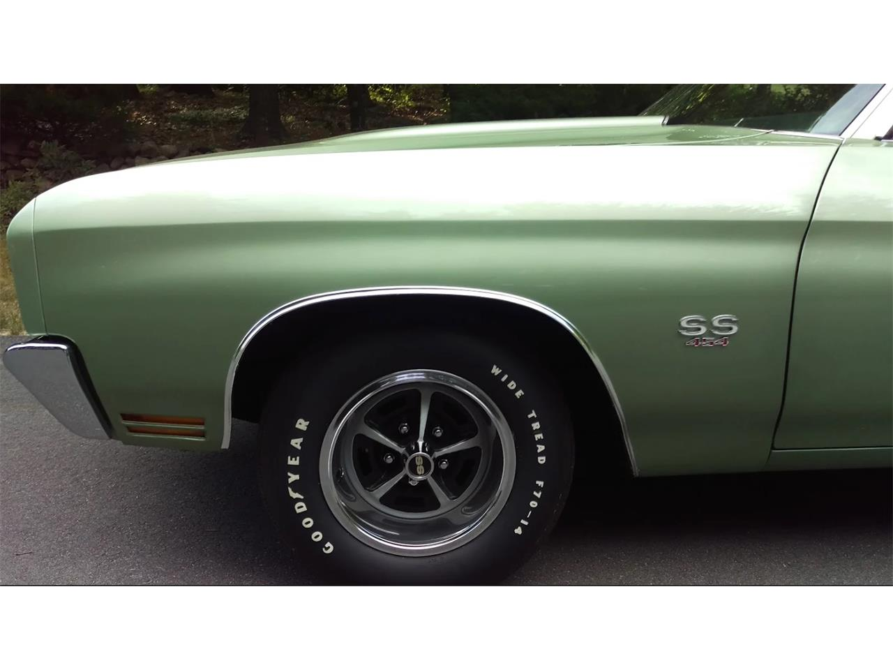Large Picture of Classic 1970 Chevrolet Chevelle SS - IWGL