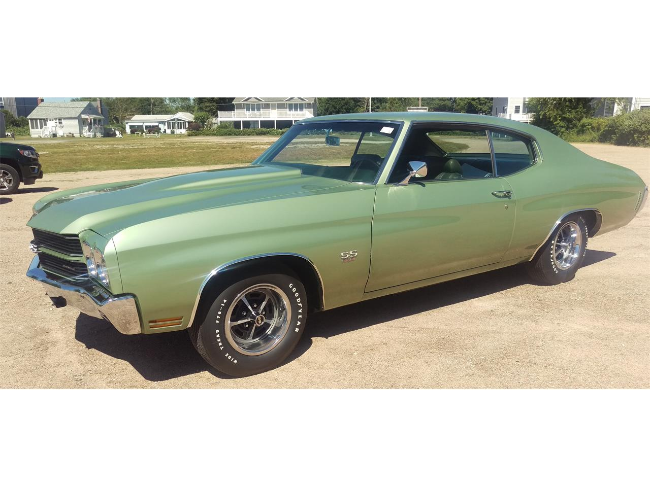 Large Picture of '70 Chevrolet Chevelle SS located in Princeton Massachusetts Offered by a Private Seller - IWGL