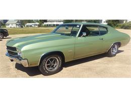 Picture of Classic 1970 Chevrolet Chevelle SS located in Princeton Massachusetts - $69,000.00 Offered by a Private Seller - IWGL