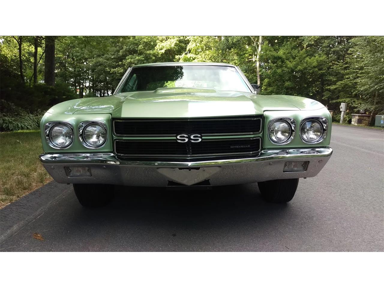 Large Picture of Classic '70 Chevelle SS located in Massachusetts - $69,000.00 Offered by a Private Seller - IWGL