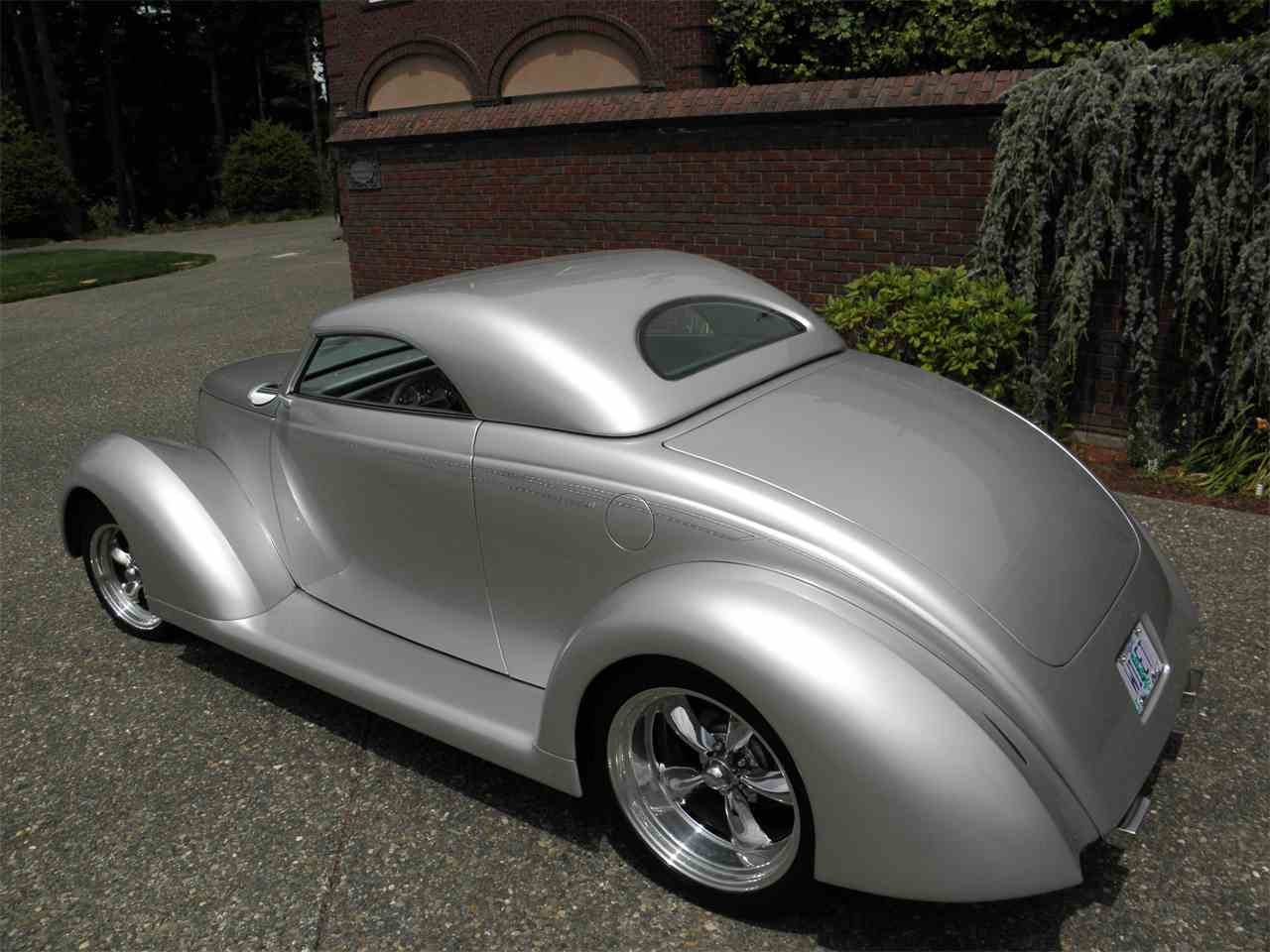 Large Picture of '37 Roadster - IWHX