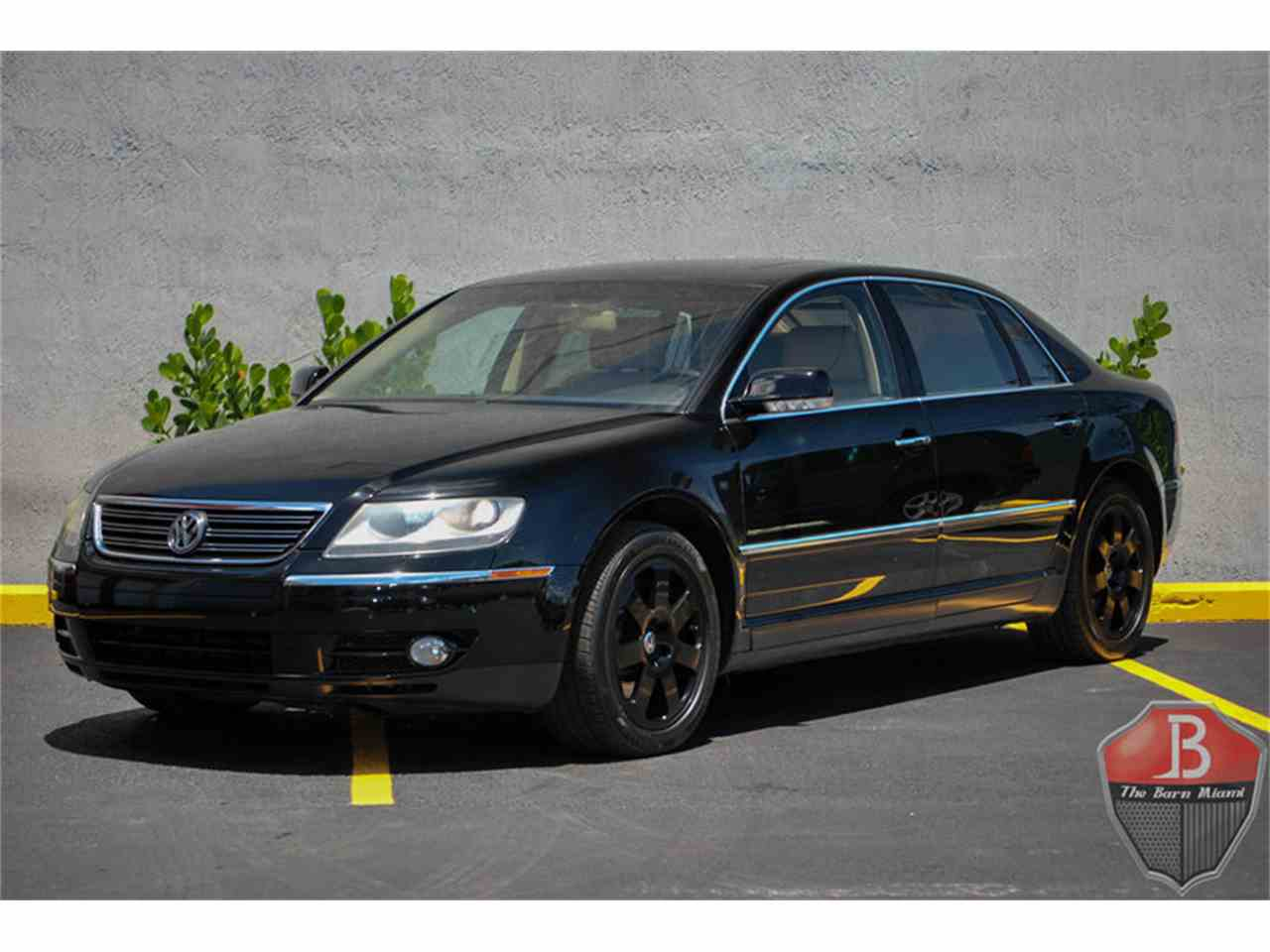 2004 volkswagen phaeton w12 for sale. Black Bedroom Furniture Sets. Home Design Ideas