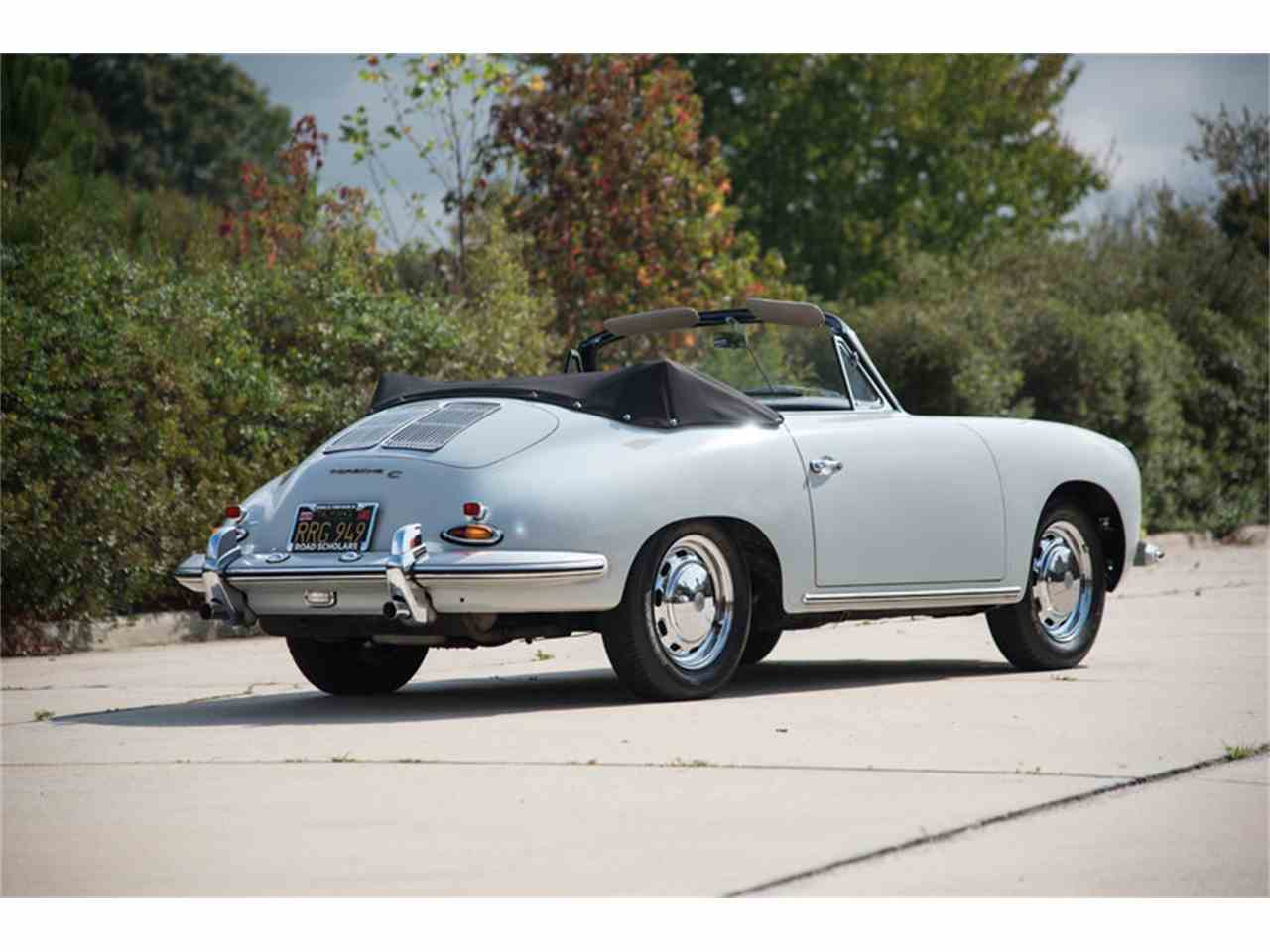 Large Picture of Classic 1965 Porsche 356C - $224,800.00 - IWJW