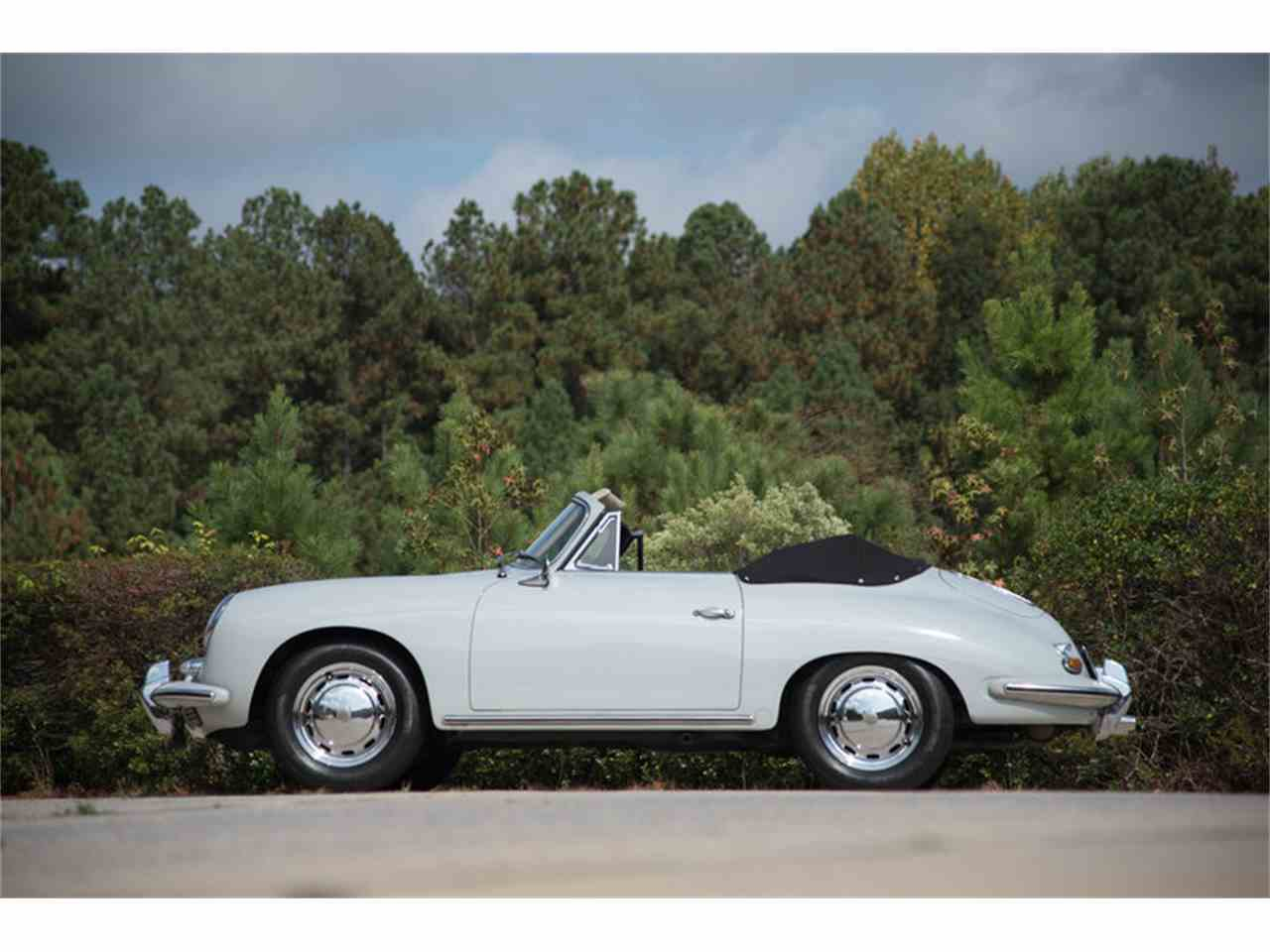 Large Picture of Classic 1965 356C located in North Carolina Offered by Road Scholars - IWJW