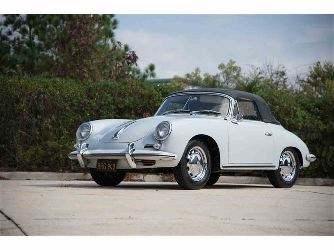 Large Picture of Classic '65 Porsche 356C - IWJW