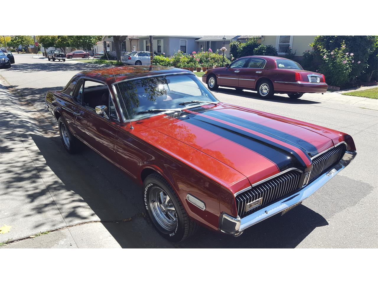 Large Picture of '68 Cougar - IWKX