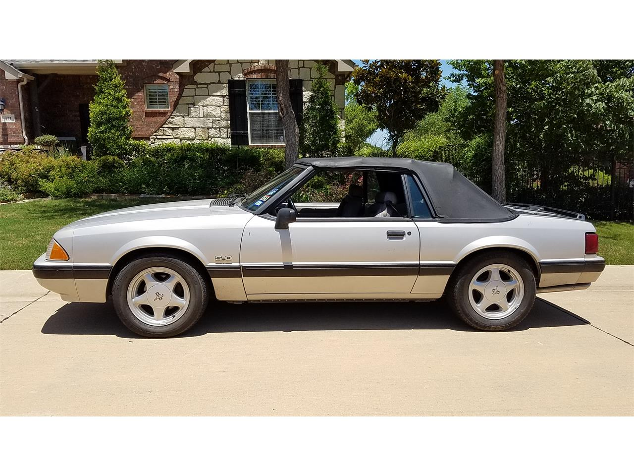Large Picture of '91 Mustang LX - IWNA