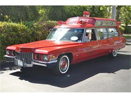 Picture of '72 Cadillac S&S Kesington Professional Ambulance located in Florida - IWNH