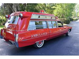 Picture of Classic '72 S&S Kesington Professional Ambulance - $47,500.00 Offered by Classic Dreamcars, Inc. - IWNH