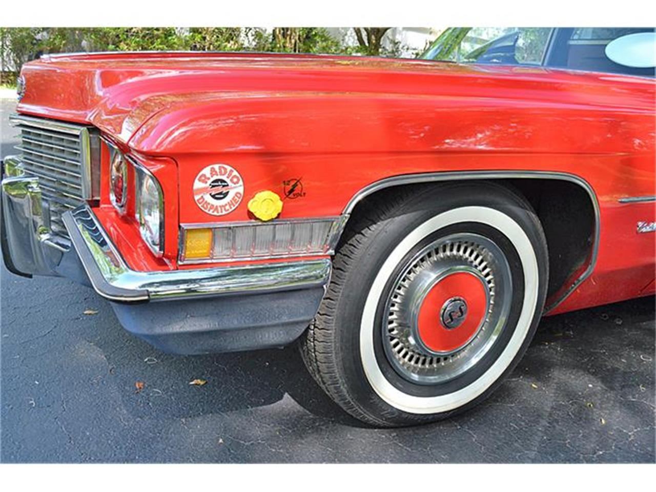 Large Picture of '72 Cadillac S&S Kesington Professional Ambulance located in Florida Offered by Classic Dreamcars, Inc. - IWNH