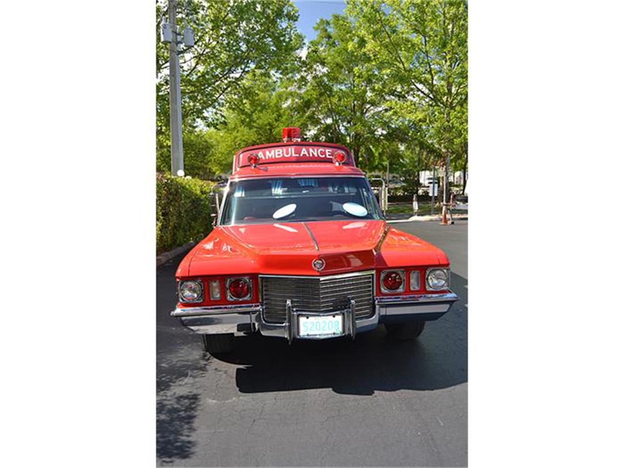 Large Picture of '72 S&S Kesington Professional Ambulance - IWNH