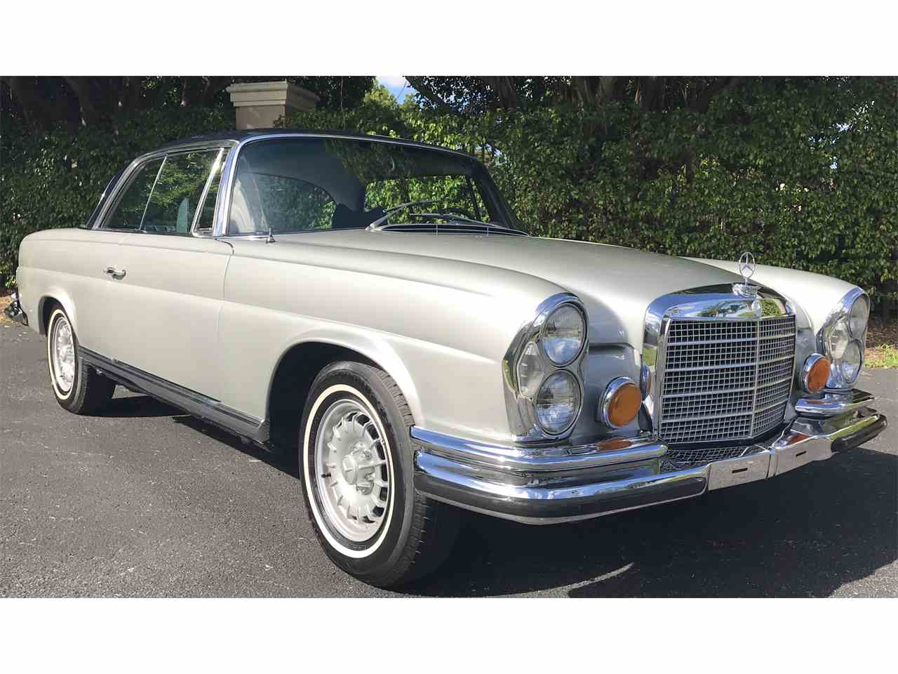 1970 mercedes benz 280se for sale cc for Mercedes benz for sale by owner in florida