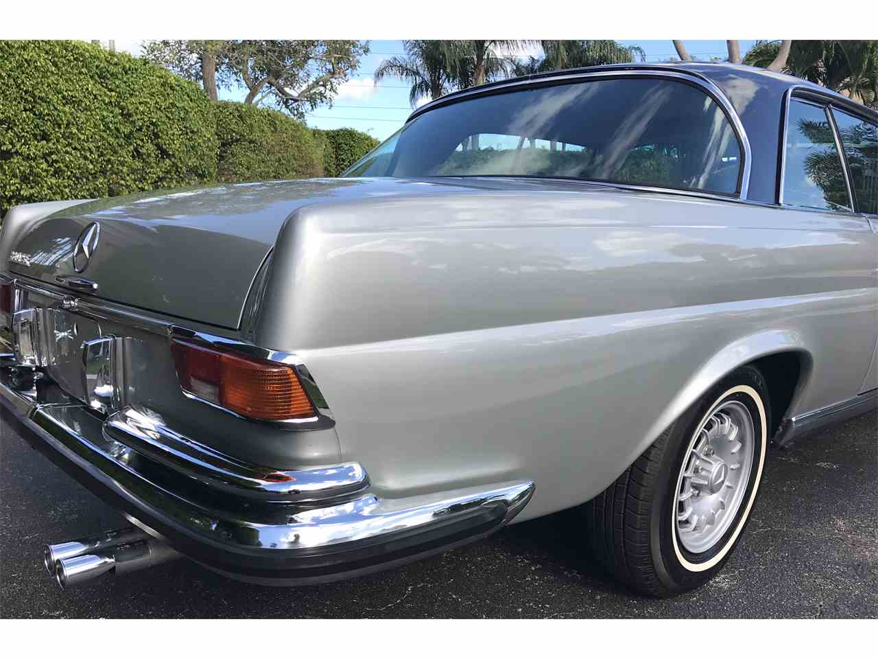 1970 mercedes benz 280se for sale cc for Mercedes benz for sale florida