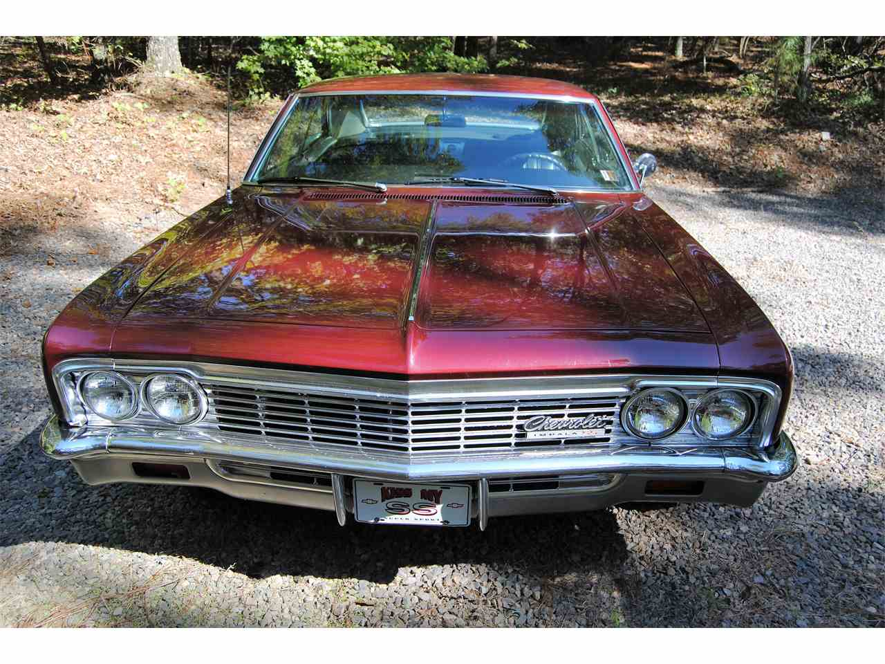 Large Picture of 1966 Impala SS Offered by a Private Seller - IWPE