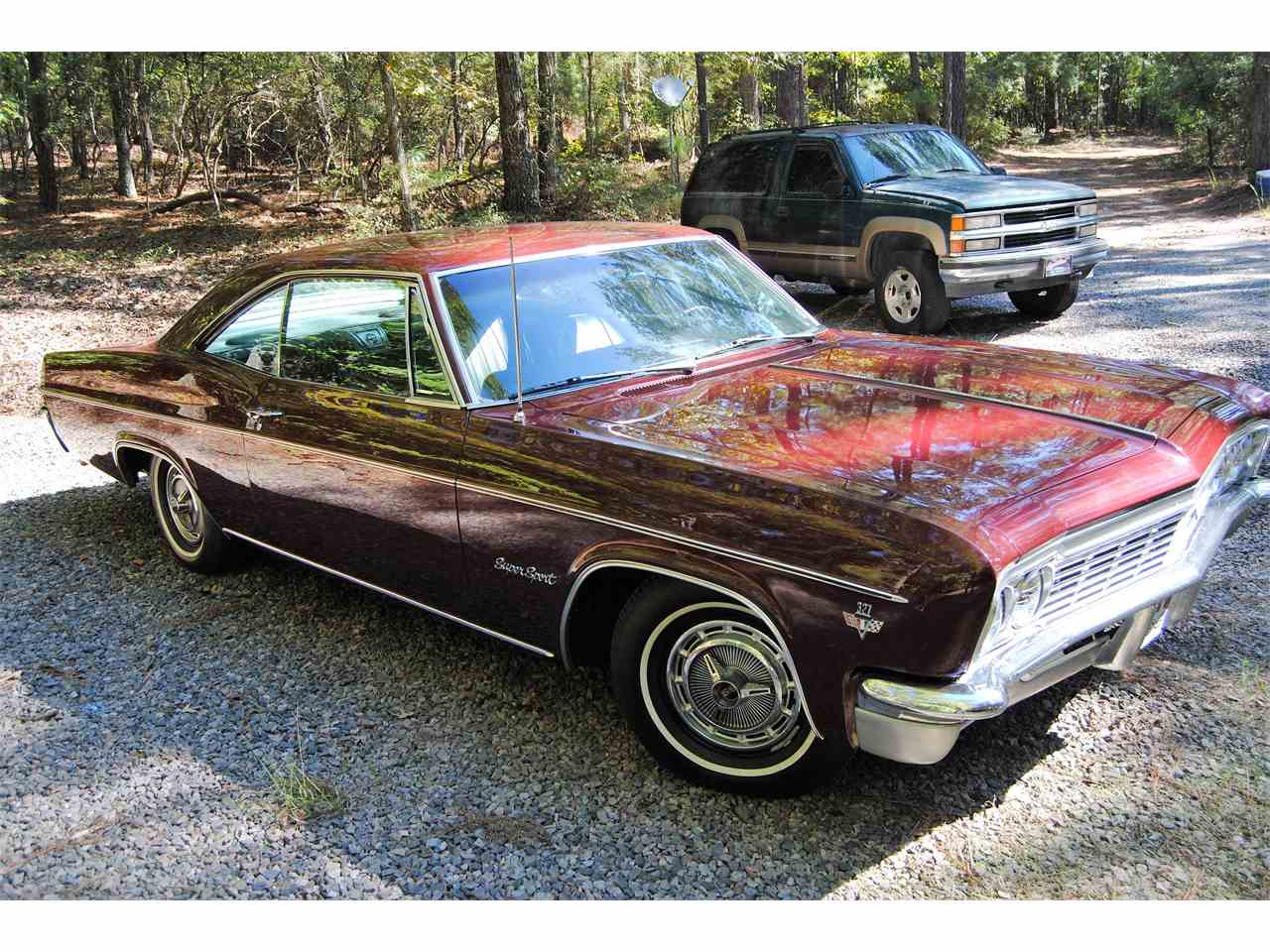 Large Picture of 1966 Chevrolet Impala SS located in Massachusetts - $26,500.00 - IWPE