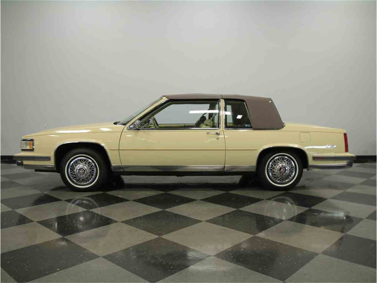 Large Picture of '87 Coupe DeVille located in Concord North Carolina - IWQX