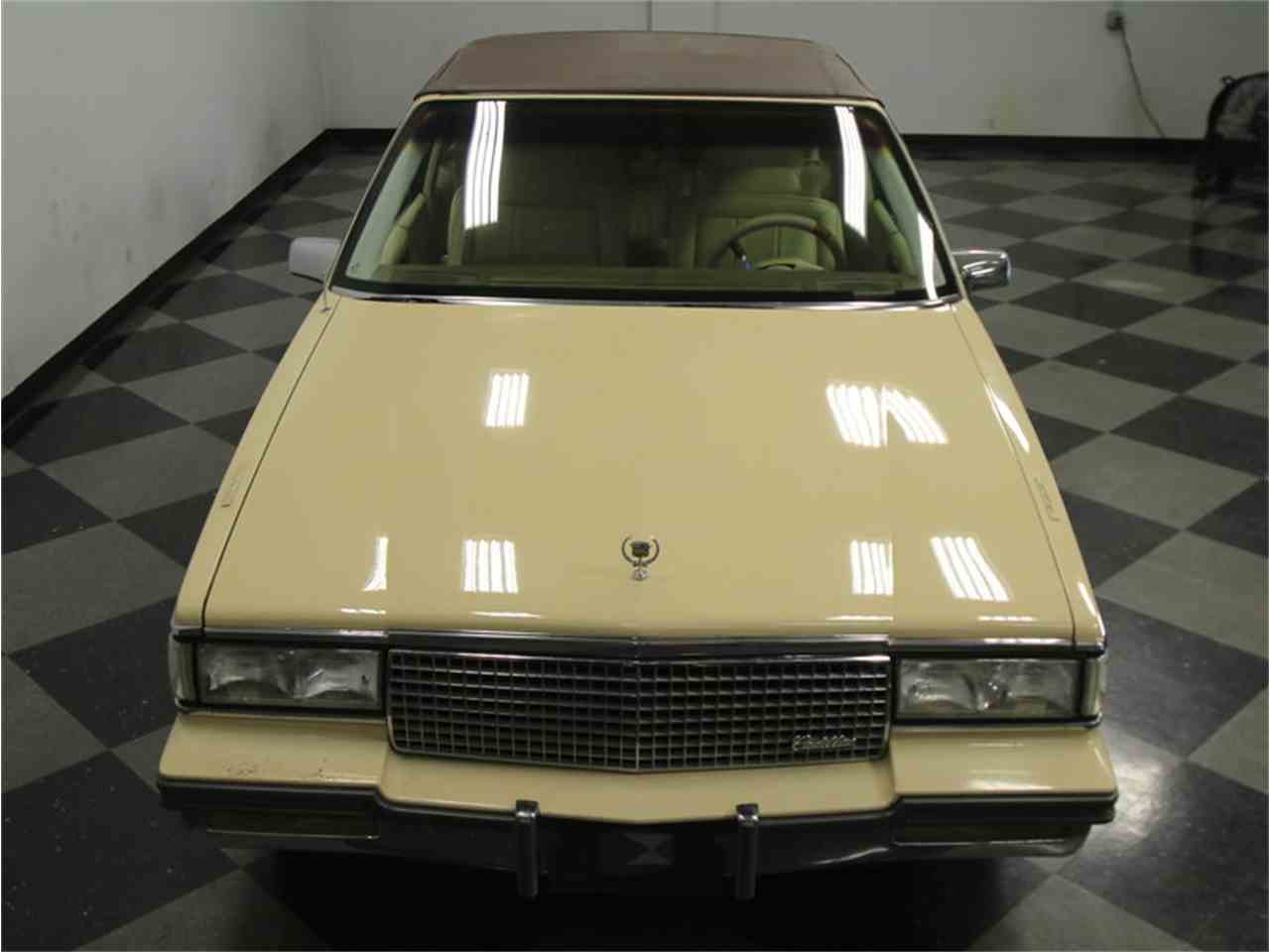 Large Picture of '87 Coupe DeVille located in North Carolina Offered by Streetside Classics - Charlotte - IWQX