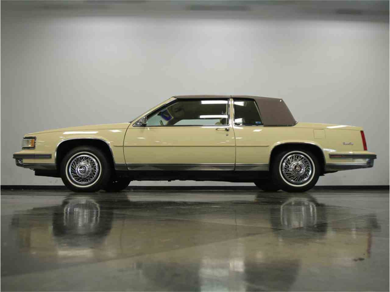 Large Picture of 1987 Cadillac Coupe DeVille located in North Carolina Offered by Streetside Classics - Charlotte - IWQX